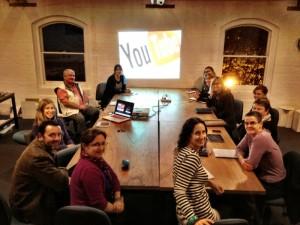 Hobart meetup - digital ready
