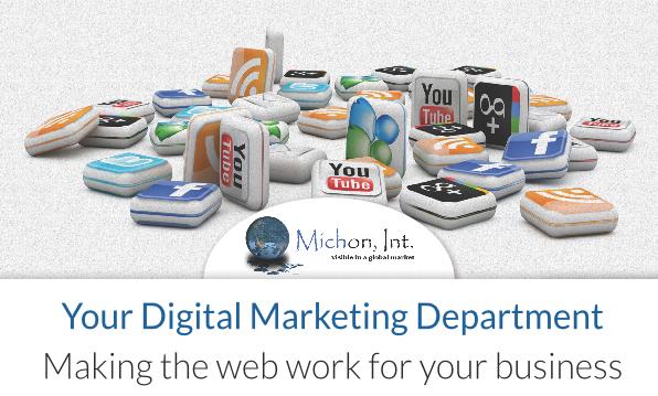Digital Marketing Department