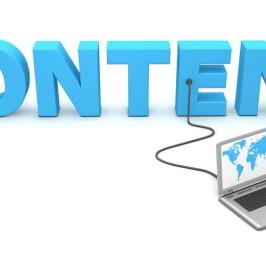 Content is King – webinar