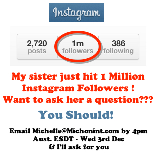Instagram tammy - 1 million