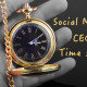 Social Media savvy CEO's are they wasting their time